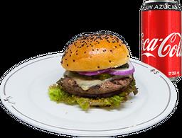 Envío Gratis: Hamburguesa Original + Coca-Cola Sin Azúcar