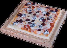 Pizza de Queso de Cabra con Arándanos