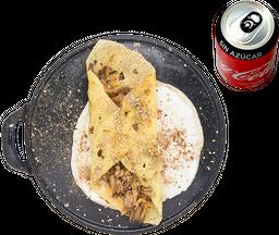 Envío Gratis: El Shabb Especial + Coca-Cola Sin Azúcar