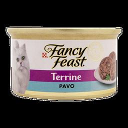 Alimento Para Gato Fancy Feast Terrine Pavo 85 g