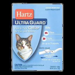 Collar para Gato Hartz Antipulgas 2 en 1 1 U