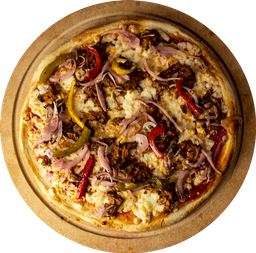 25% OFF Pizza de Cochinita Pibil