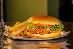 Crispy Chopper Burger