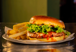 Army Burger
