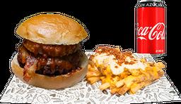 Envío Gratis: WLB y Animal Fries + Coca-Cola Sin Azúcar