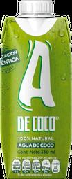 Agua de Coco 330 ml.