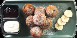 Pancake Puffettes