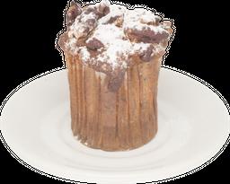 Muffin de Plátano y Cardamomo