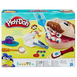 Juego Play-Doh! Dentista Bromista Didáctico 12 U