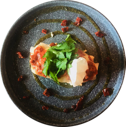 Vegan Pesto Lasagña