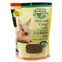Alimento Para Conejo Hartz Fortificado 1.28 Kg