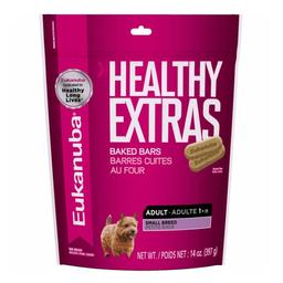 Premio Para Perro Eukanuba Healthy Extras Adultos 397 g