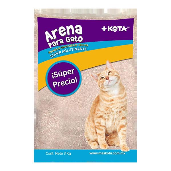 Maskota - Arena Para Gato