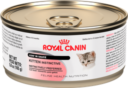 Royal Canin - Kitten Instinctive Wet Loaf Lata