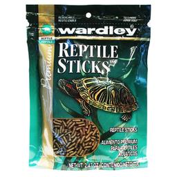 Alimento Para Reptiles Acuáticos Reptile Sticks 70 g