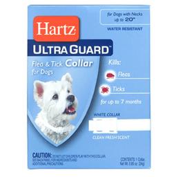 Collar Antipulgas Hartz 2 en 1 Mediano 24 g