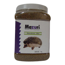 Mazuri - Alimento para Erizos e Insectívoros