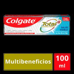 Colgate Pasta DentalTotal 12 Salud Visible