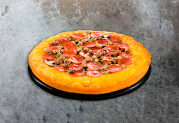 Pan Pizza Suprema Costra de Cheddar