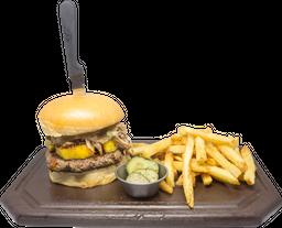 Pork Pineapple Burger