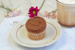 Cupcake Plátano Chocolate