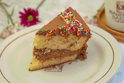 Rebanada de Vainilla - Chocolate