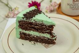 Rebanada de Chocolate - Vainilla