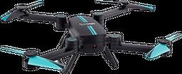 Drone Wi-Fi abatible con cámara