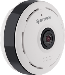 Cámara CCTV Wi-Fi 360° para monitoreo por Internet