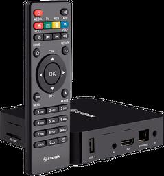 Sistema Android TV box
