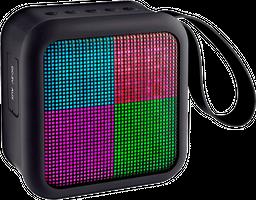 Bocina Bluetooth con luz interactiva