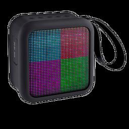 Bocina Bluetooth con luz interactiva BOC-848