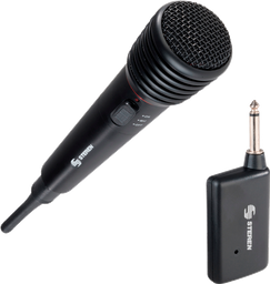 Micrófono alámbrico/inalámbrico