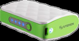 Batería de respaldo (Power Bank) para smartphones de 5,200 mAh