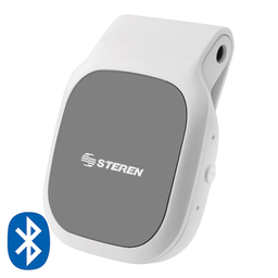 Receptor de Audio Steren Bluetooth y Manos Libres Compacto 1 U