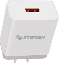 Cargador USB para casa con tecnología Turbo Charge 3.0