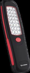 Lámpara LED de trabajo con sujeción magnética y gancho