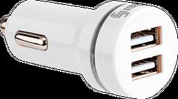 Cargador USB doble para auto