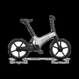 Bicicleta eléctrica Gocycle GS Blanco/Negro