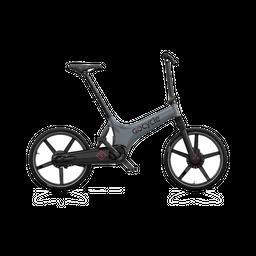 Bicicleta eléctrica Gocycle GS Gris/Negro