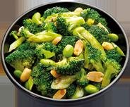 Ensalada de Brócoli y Espárragos