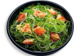 Seaweed Salad Cangrejo