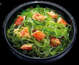 Seaweed Salad Langosta