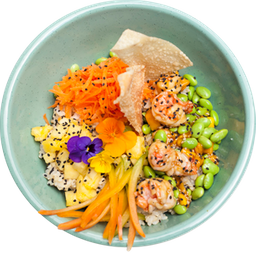 Mahalo Shrimp Bowl