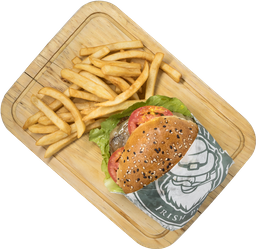 2x1 Old McCarthy´s Classic Burger