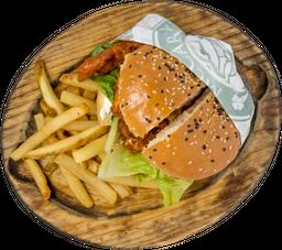 2x1 Big Boneless Burger
