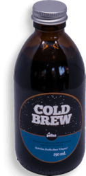 Botella de Cold Brew