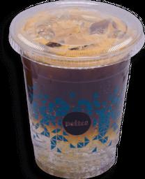 Doble Espresso con Agua Quina