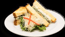 Sándwich de Claras