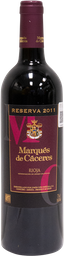 Vino Tinto Reserva 750 mL Marques De C Ceres